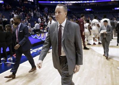 SEC Mississippi St Texas A M Basketball