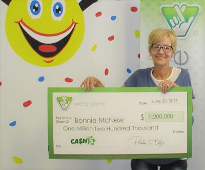 Roanoke woman wins Virginia Lottery prize 12 times for total of $1 2