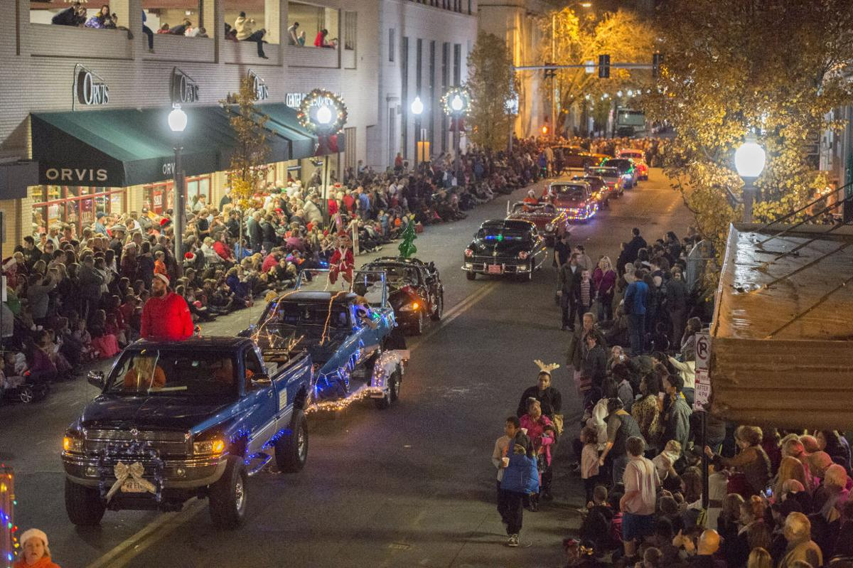 The haley toyota city of roanoke christmas parade buy now