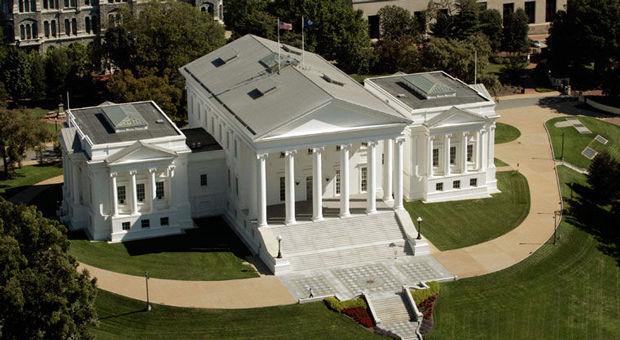 Virginia state Capitol Building