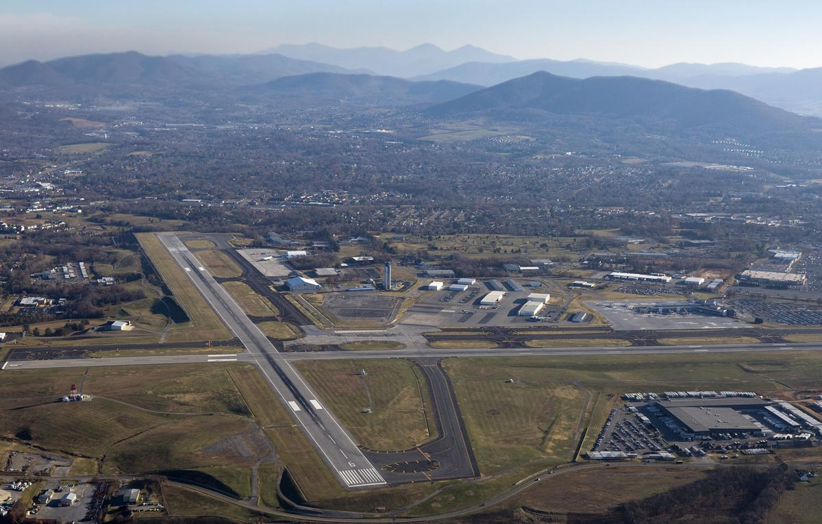 Car Rental Roanoke Va: Roanoke Airport Lands Federal Grant Needed To Expand