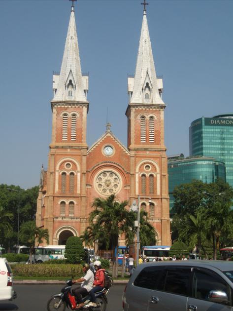 They still call it Saigon