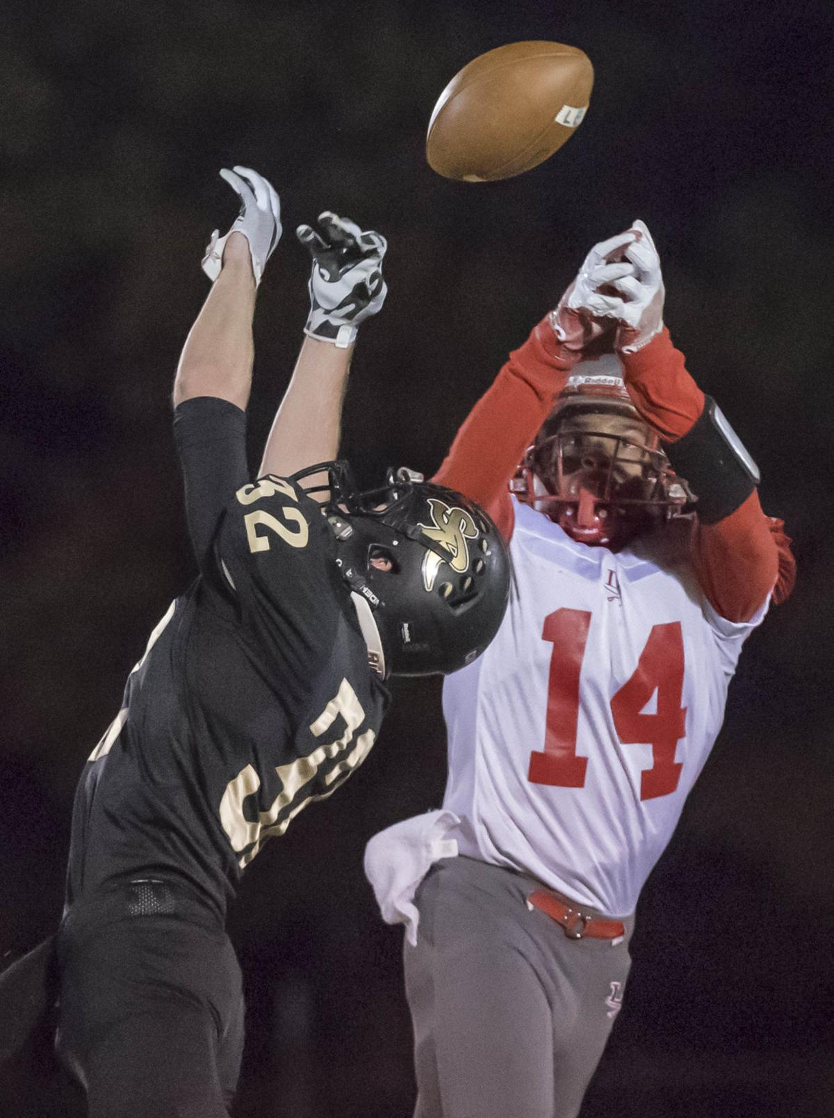 VHSL VIS first round football playoff previews