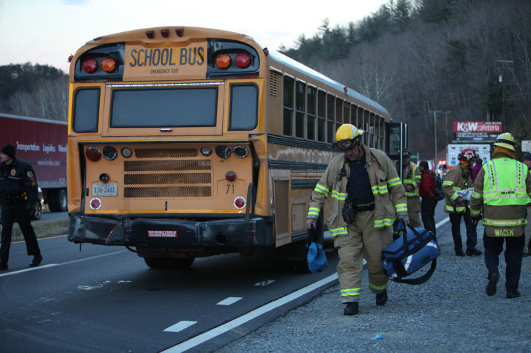 Car Rental Roanoke Va: Roanoke County Students Bruised In School Bus Crash