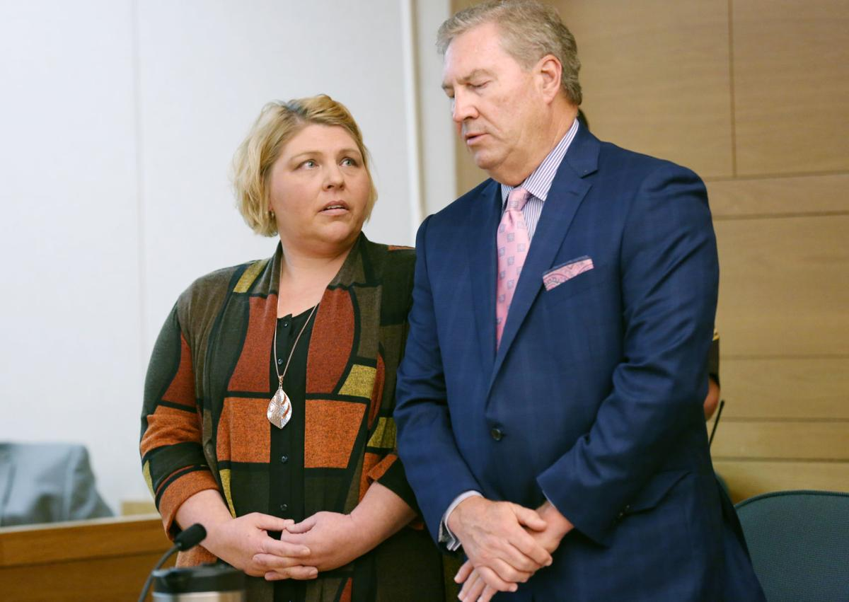 Amy Krohmer case