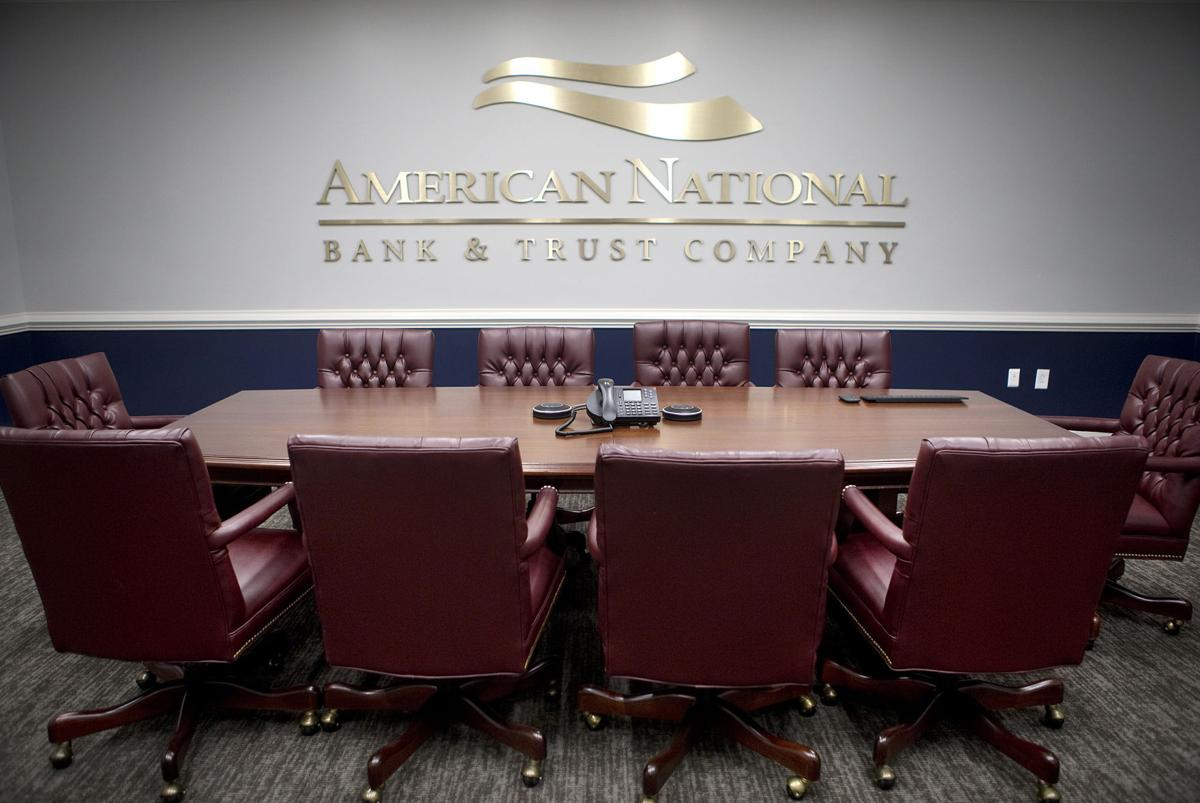 American National Bank And Trust Opens Roanoke Branch With Familiar Faces Business Com
