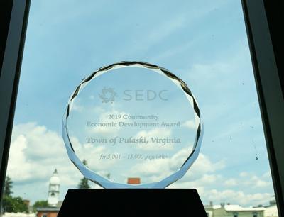 Pulaski CEDA Award 081319 nr p01