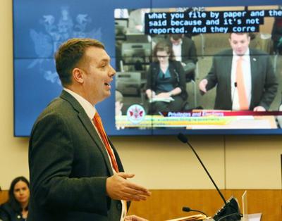 General Assembly notebook: Senate panel backs jail deaths transparency bill, rural transportation proposal stalls