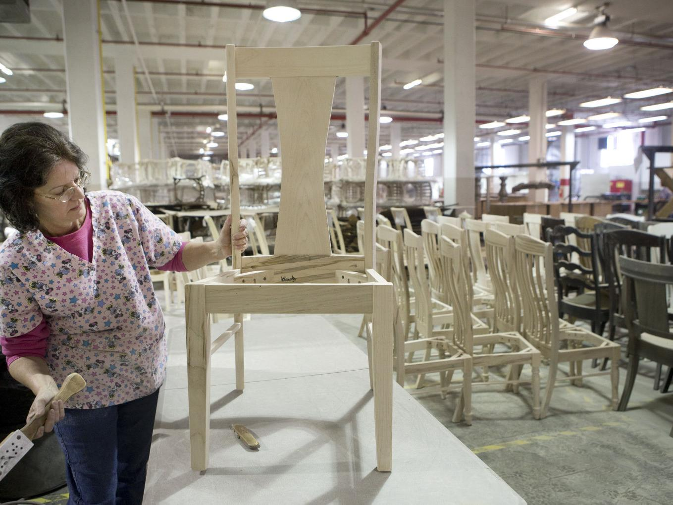 Bassett Furniture Rebounds Business News Roanoke Com