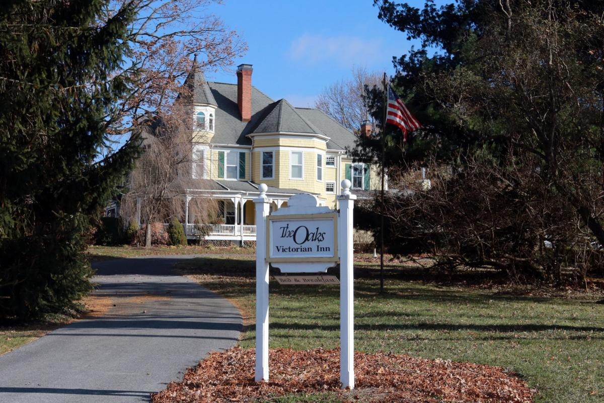 Christiansburgs Prominent Oaks Victorian Inn Listed For Sale