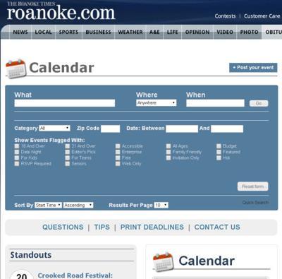 Kostenlose Dating-Website roanoke va