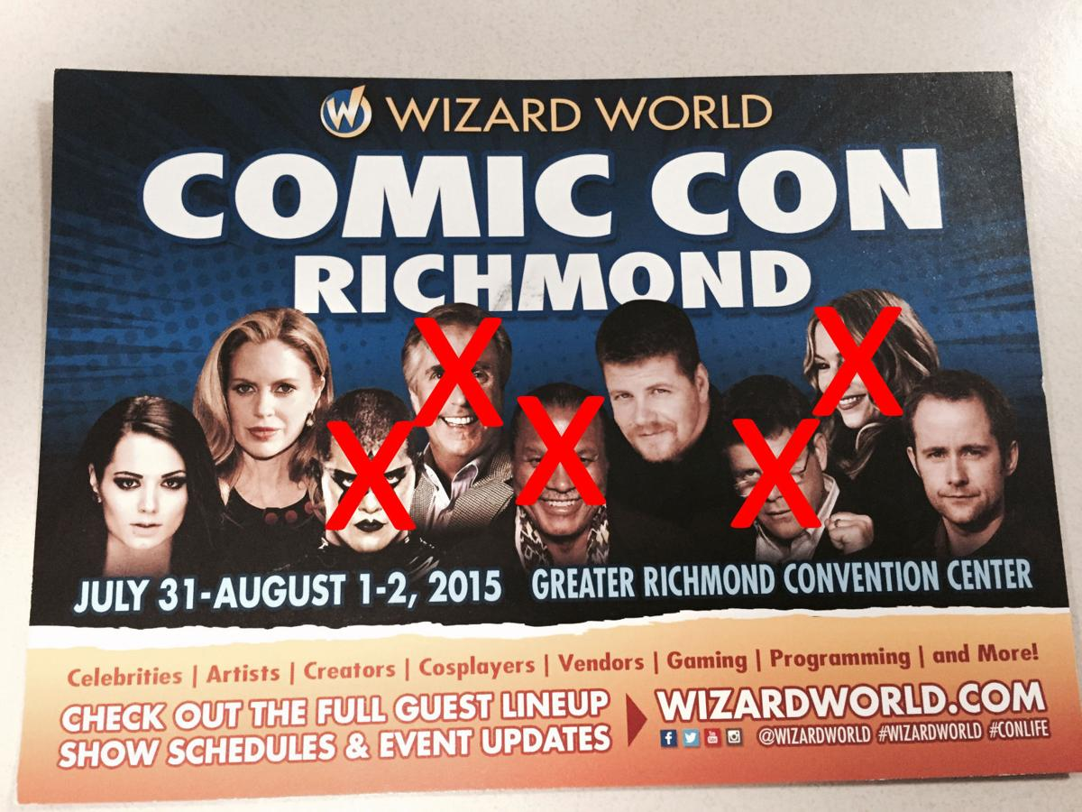 wizard world cancellations