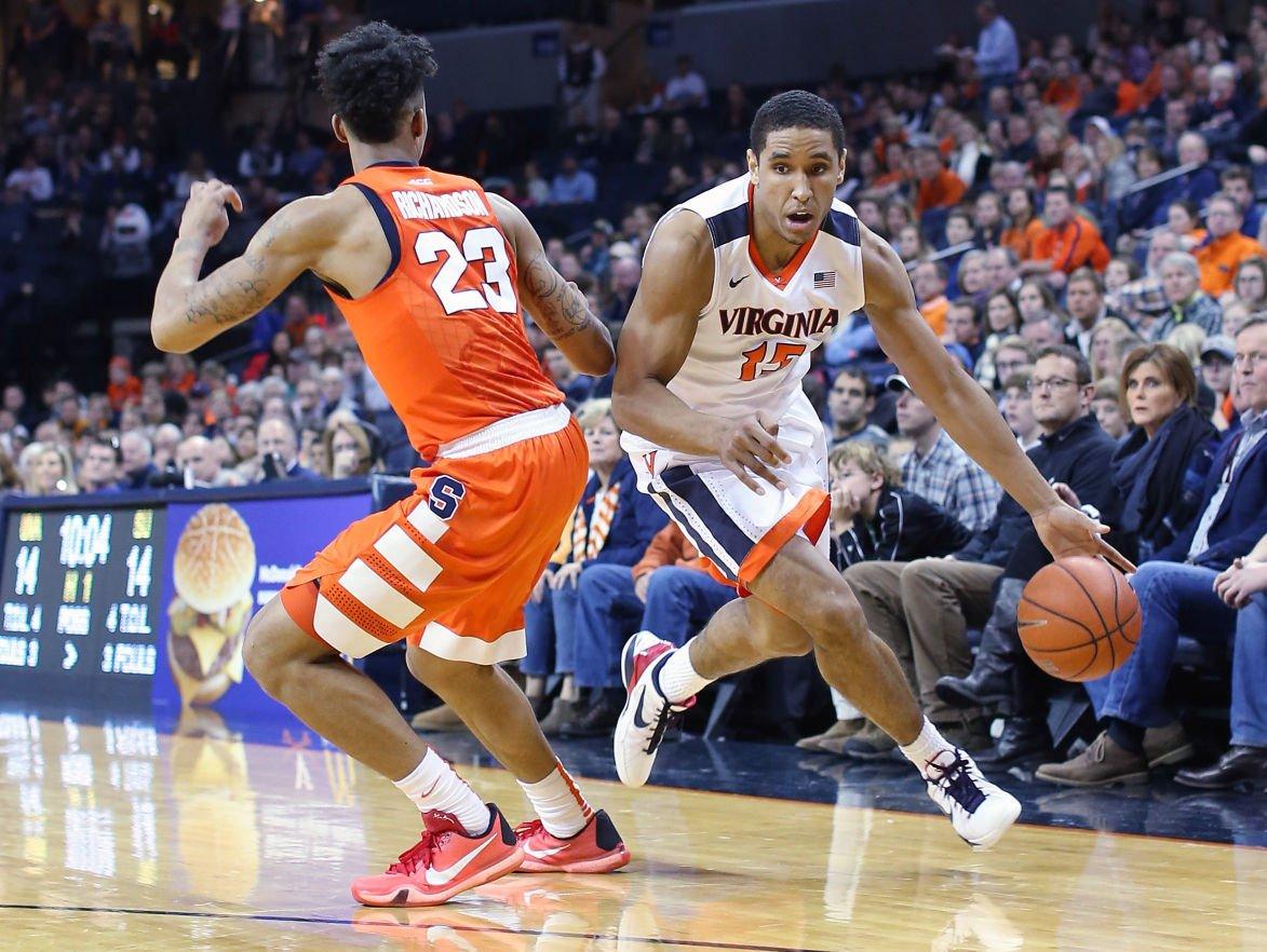 No. 13 UVa tops Syracuse in game postponed from Saturday | UVa sports news | roanoke.com