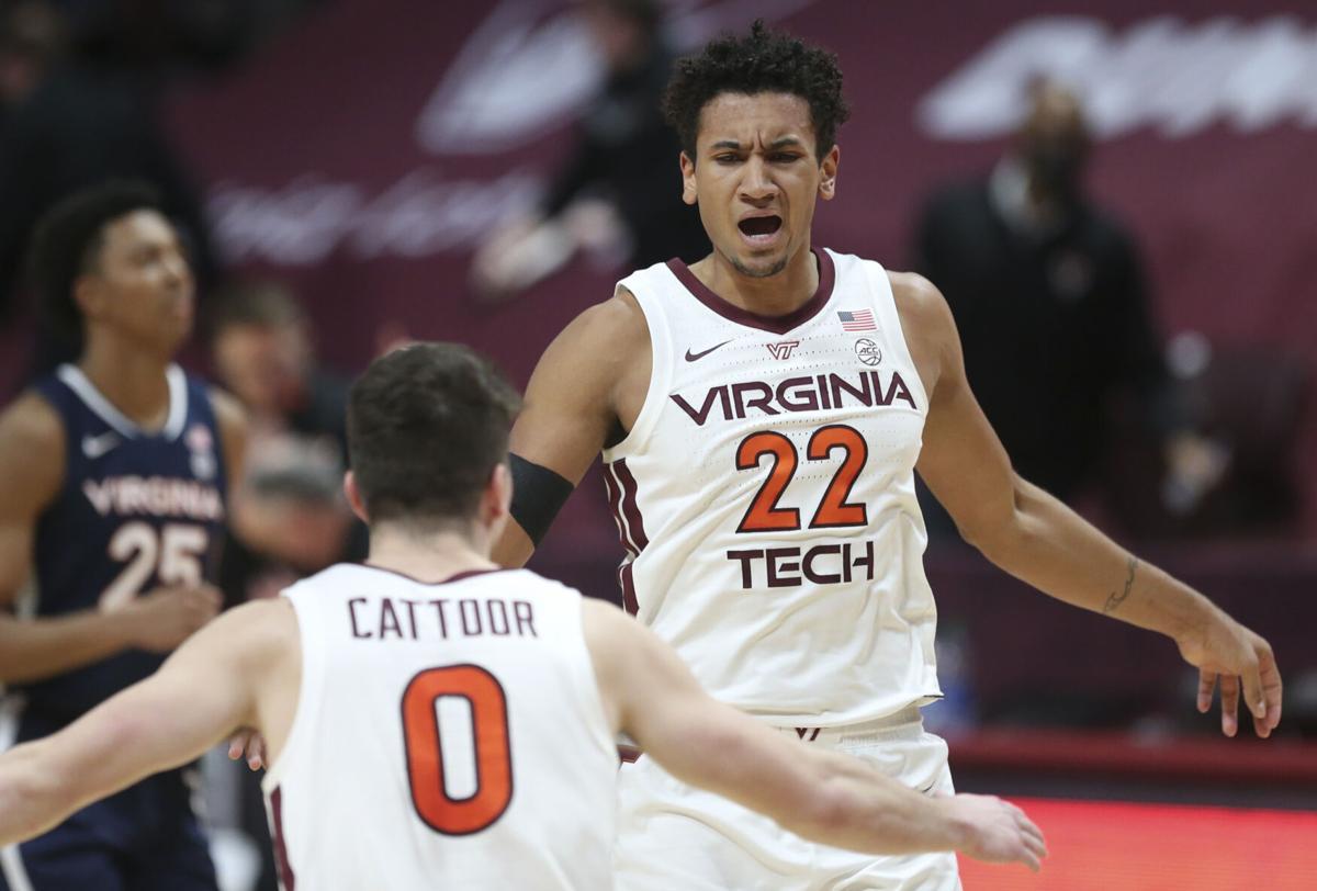 Virginia vs Virginia Tech