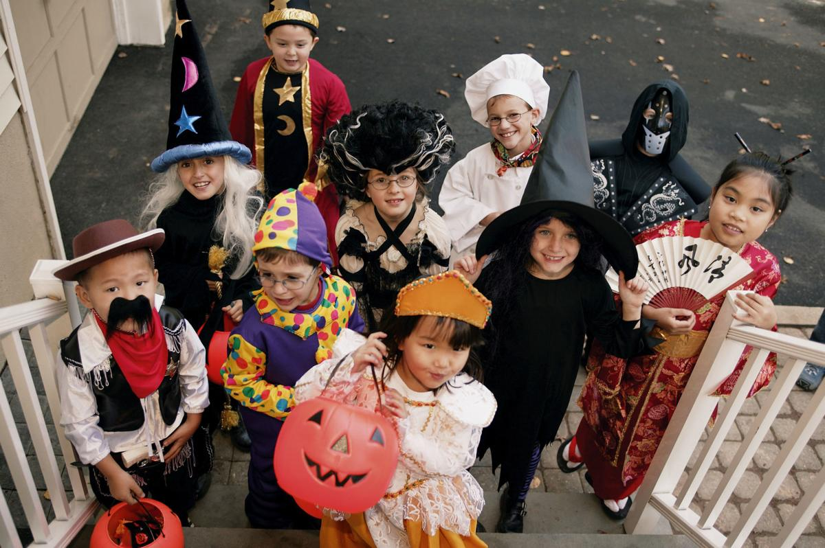 Dadline: How old is too old to trick-or-treat? | Entertainment | roanoke.com