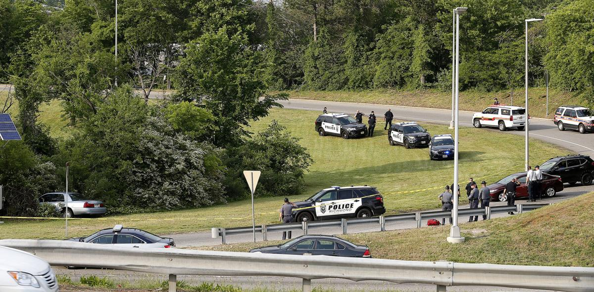 Assault suspect leads police on bizarre slow-speed chase