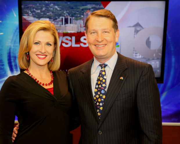 John Carlin returns to WSLS anchor desk | Arts | roanoke com
