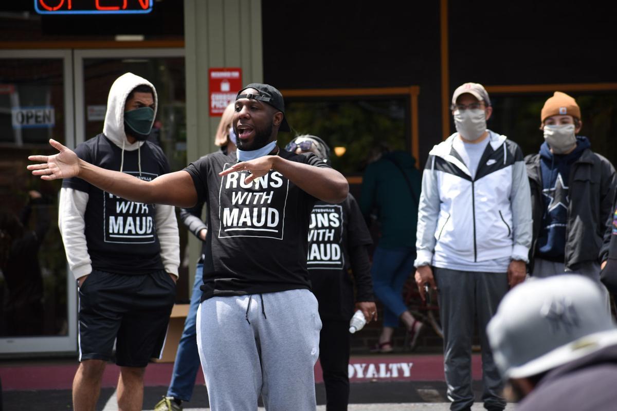Charlottesville runs with Ahmaud Arbery