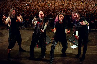 Slayer farewell tour, with Primus, Ministry, Phillip Anselmo hit Salem Civic Center on Nov. 5