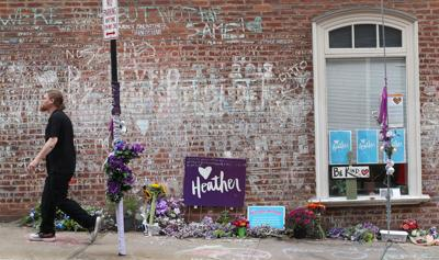 Heather Heyer memorial