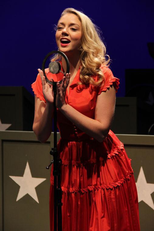 Lauren Faulkner is a featured soloist