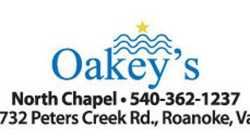 Oakey's North Chapel | Obituaries | roanoke com