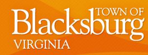 Blacksburg logo