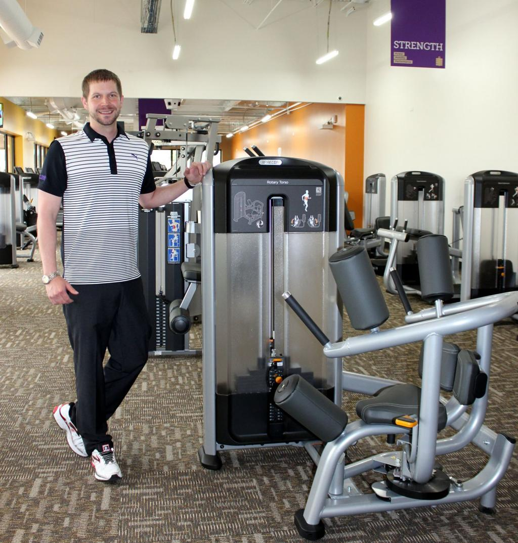 Workout According To Your Schedule At Anytime Fitness Lifestyles Roanoke Com