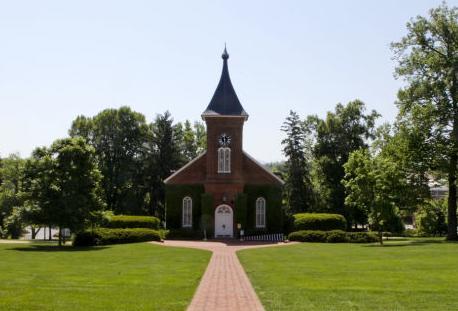 Washington and Lee University's Lee Chapel