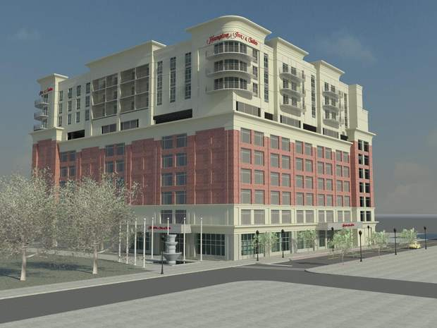 Roanoke City Council Roves Hotel On Top Of Market Garage News