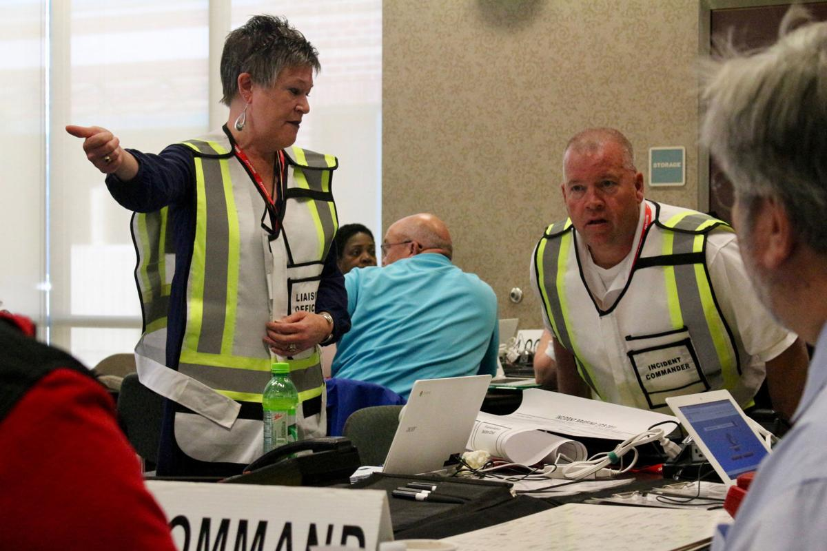 Chatham training exercise aims to help emergency