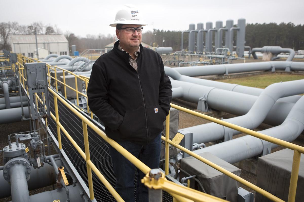 Natural Gas Roanoke Public Works