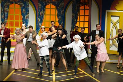 """A scene from """"The Drowsy Chaperone"""""""