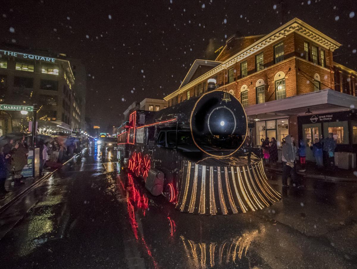 Roanoke City Christmas Parade 2020 Scenes from the Downtown Roanoke Christmas Parade | Gallery
