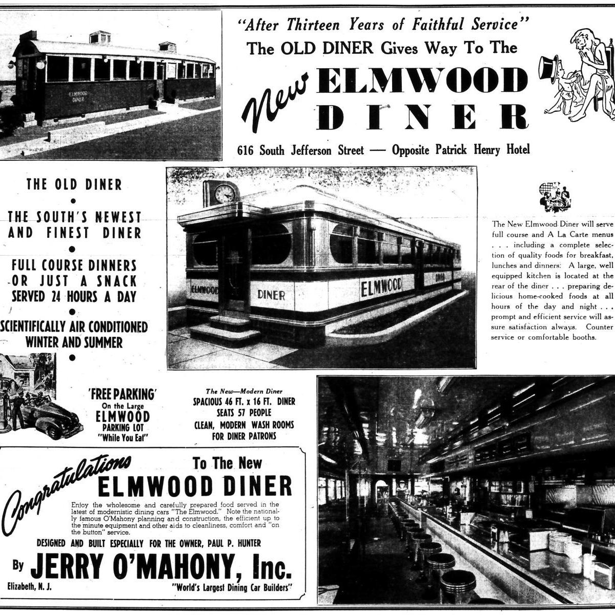 Looking Back: New Elmwood Diner, Jeopardy celebrity | News | roanoke com