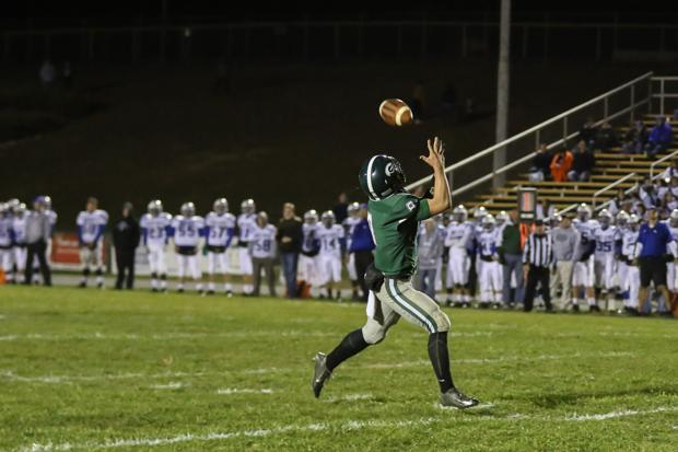 Passing Game Key In Glenvar S 2a West Playoff Win Over