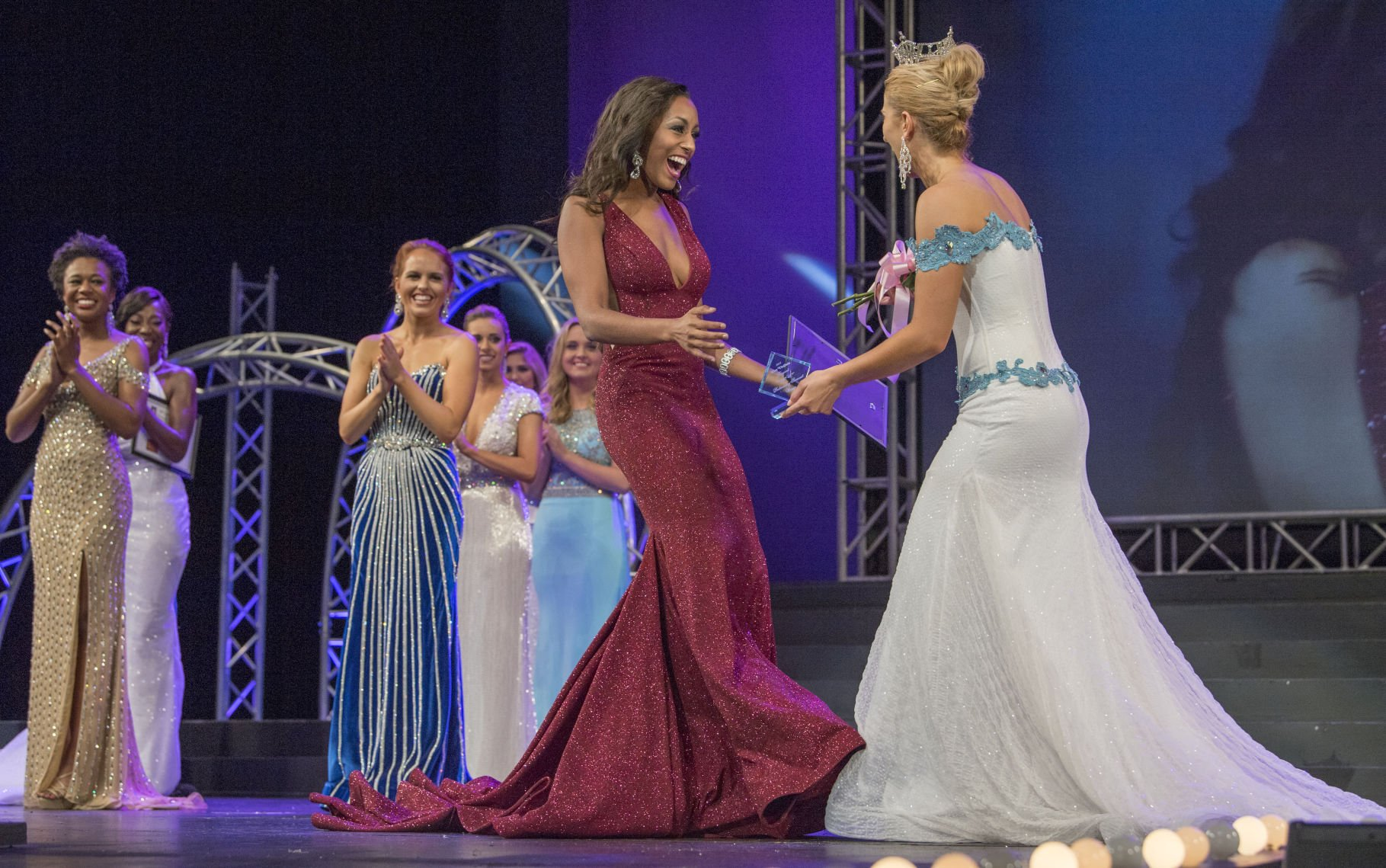 Miss Shreveport crowned the new Miss Louisiana