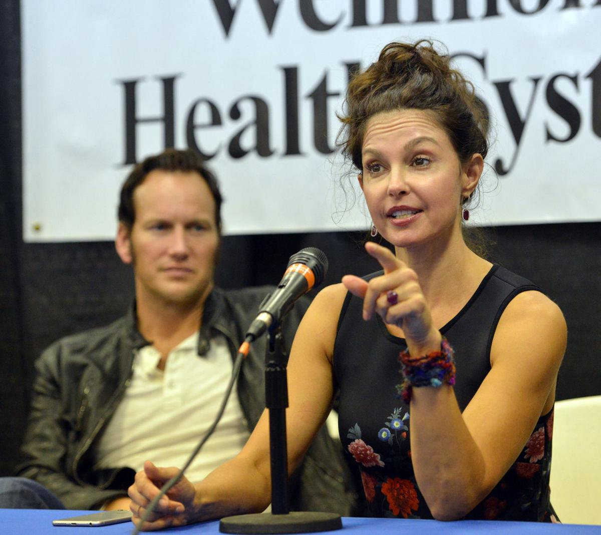 Big Stone Gap Movie Celebration Ashley Judd