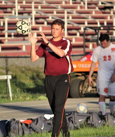 William Byrd soccer coach Matthew Guilliams (copy)