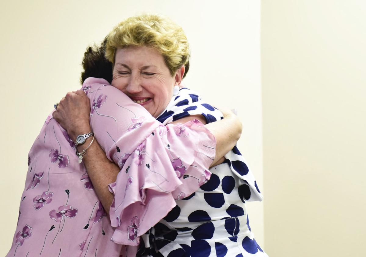 Roanoke County official retires after 30 years