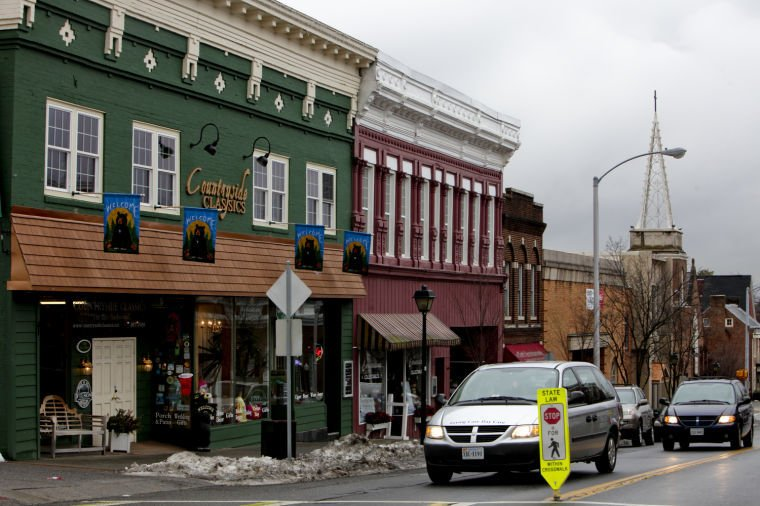 Car Rental Roanoke Va: Salem Begins Effort To Enliven Its Downtown Community