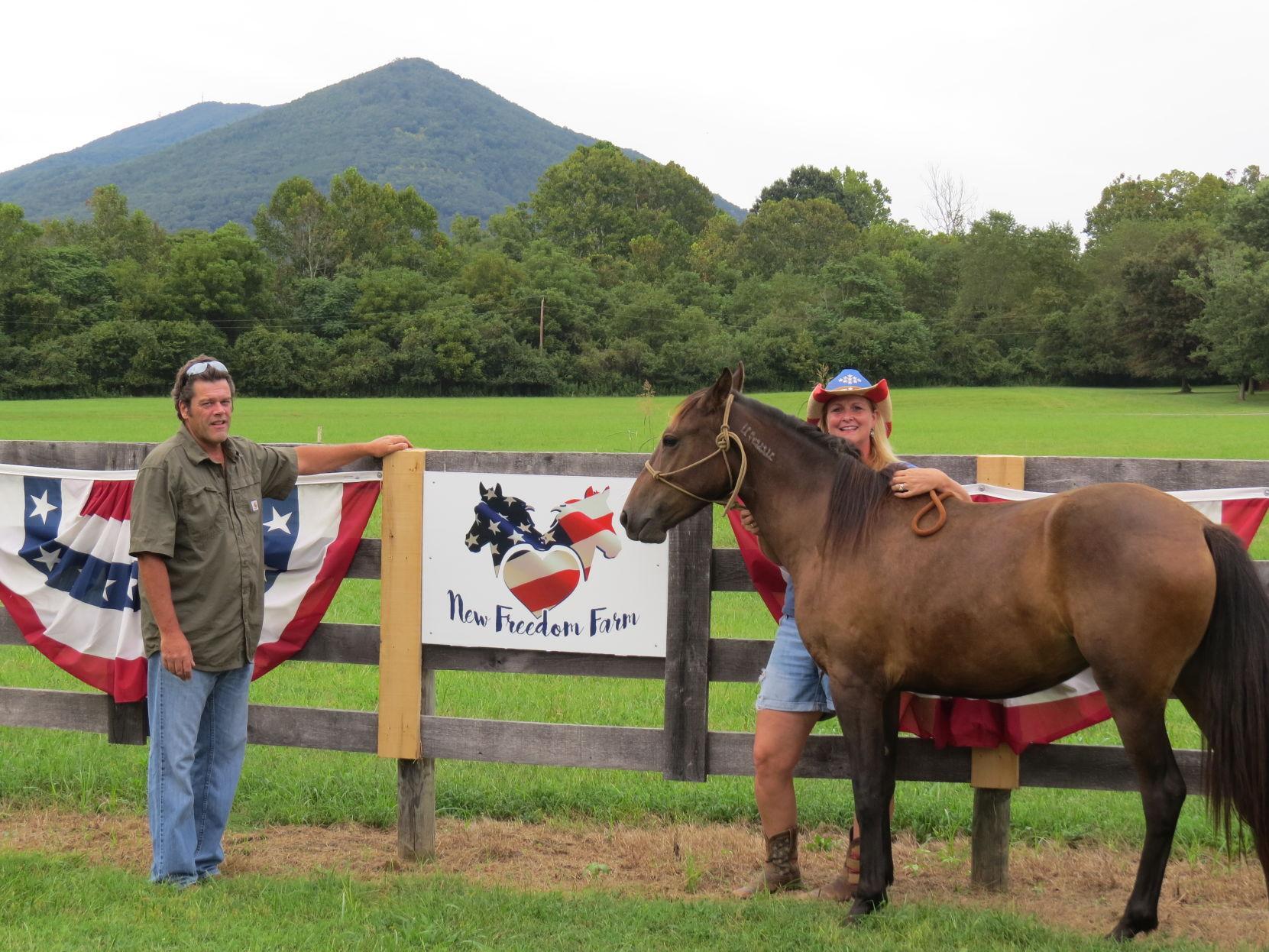 Grand Opening Of New Freedom Farm On Oct 8 Lifestyles Roanoke Com