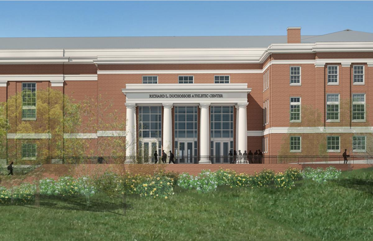 W L Starts Work On New Athletic Center Apartments Renovation