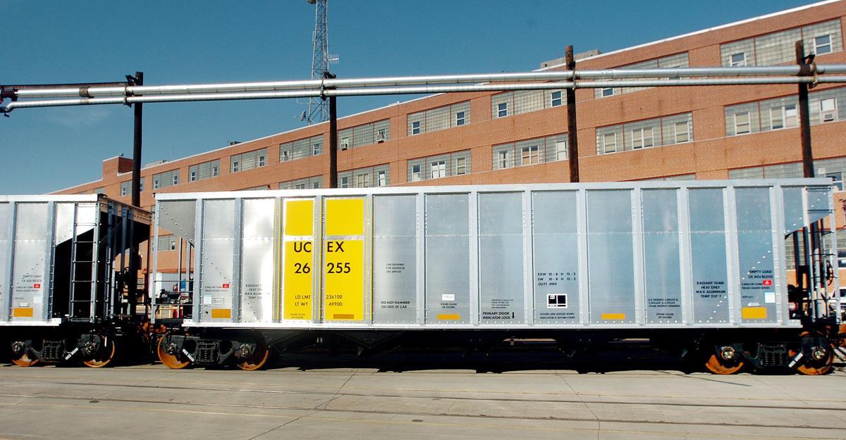 FreightCar America file