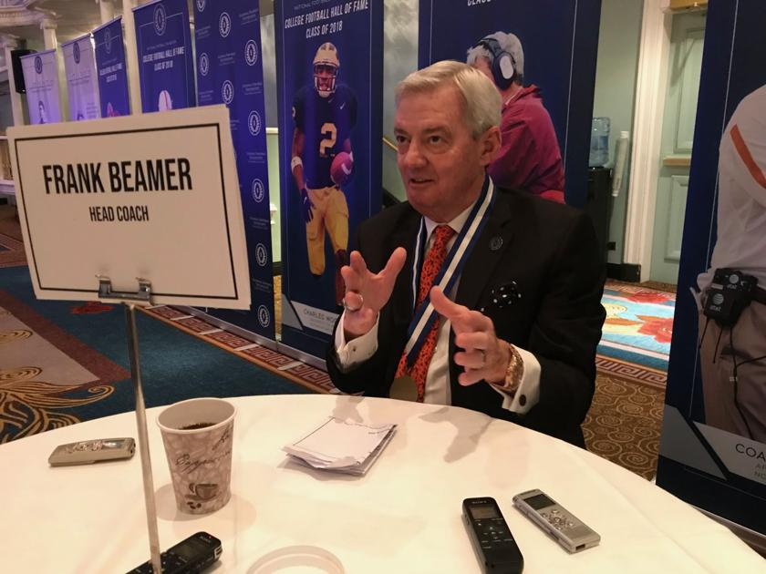 Hall Of Fame Honor A Snug Fit For Former Virginia Tech