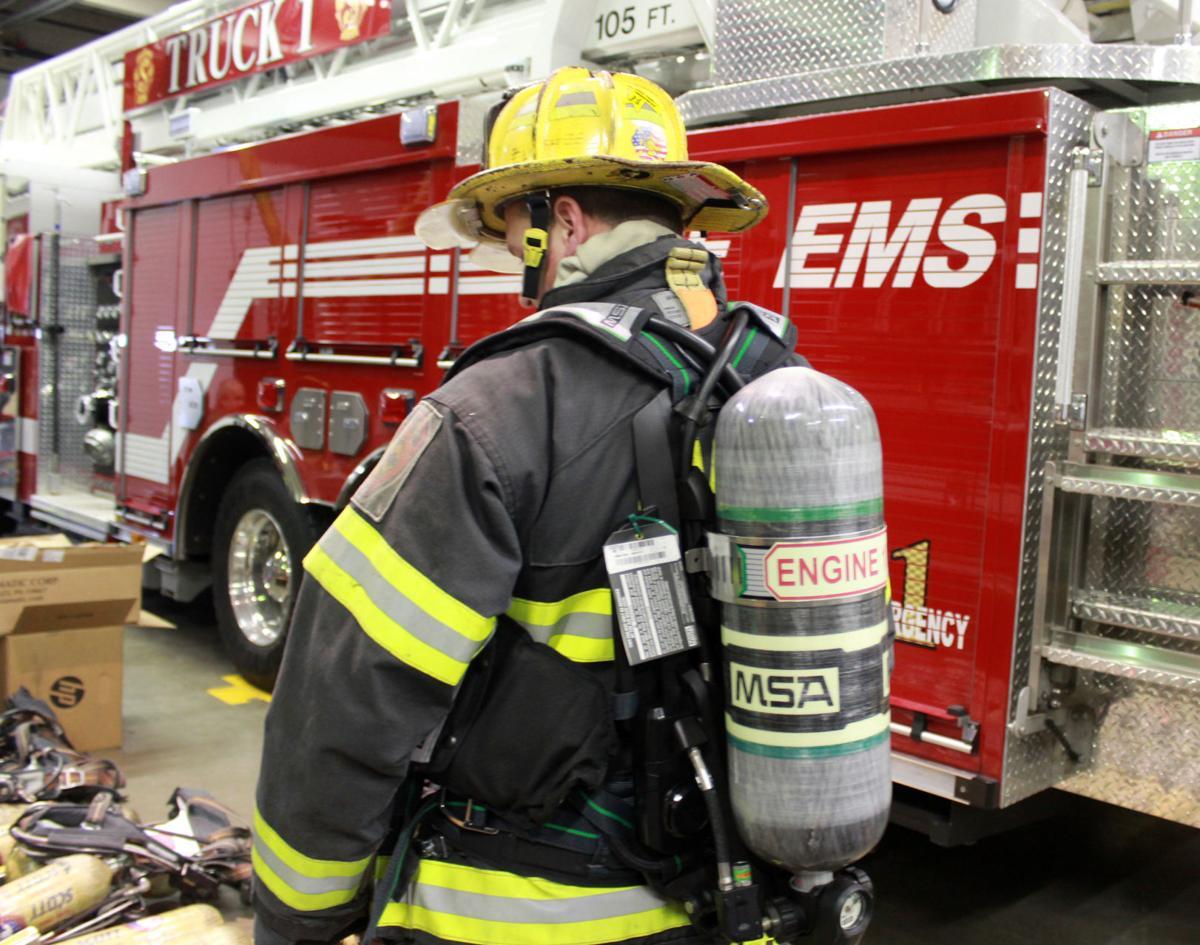 Roanoke City Fire Department Schedule