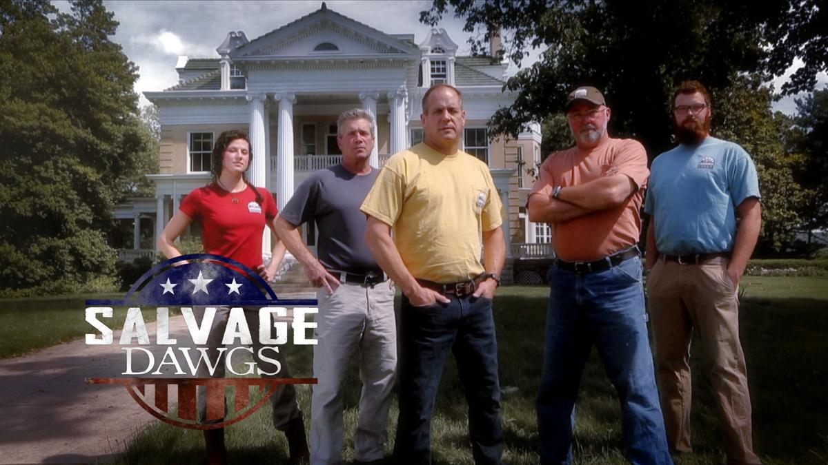 39 salvage dawgs 39 season 4 premiers sunday tv