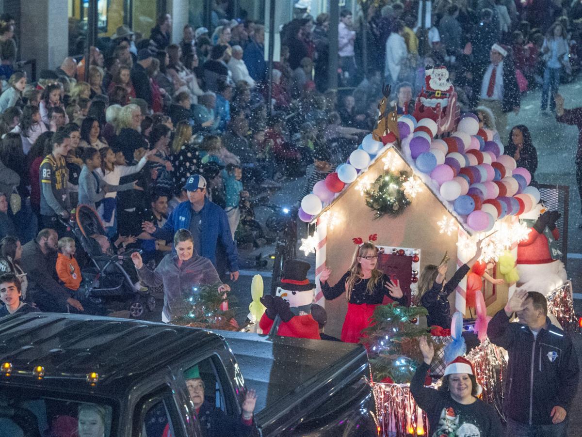 Roanoke City Christmas Parade