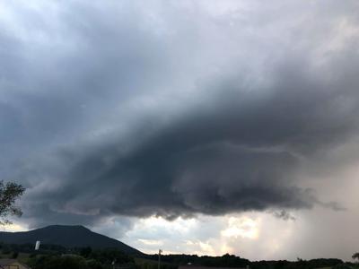 Pulaski County storm