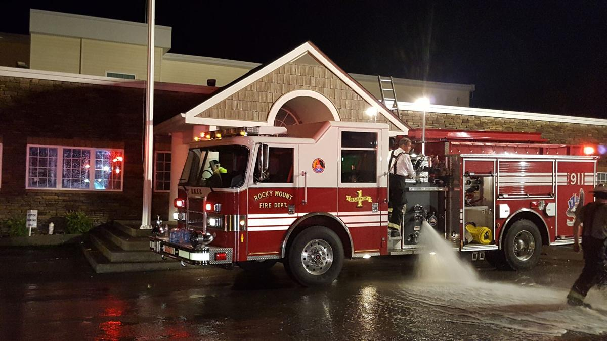 No One Injured In Roof Collapse At Ply Gem In Rocky Mount Business